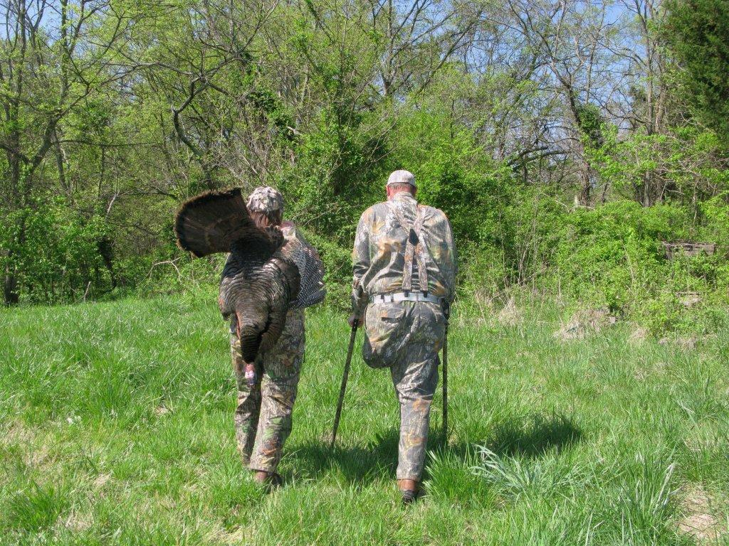 Brenda is passionate about helping wounded warriors and participates in several hunts each year helping veterans recover.