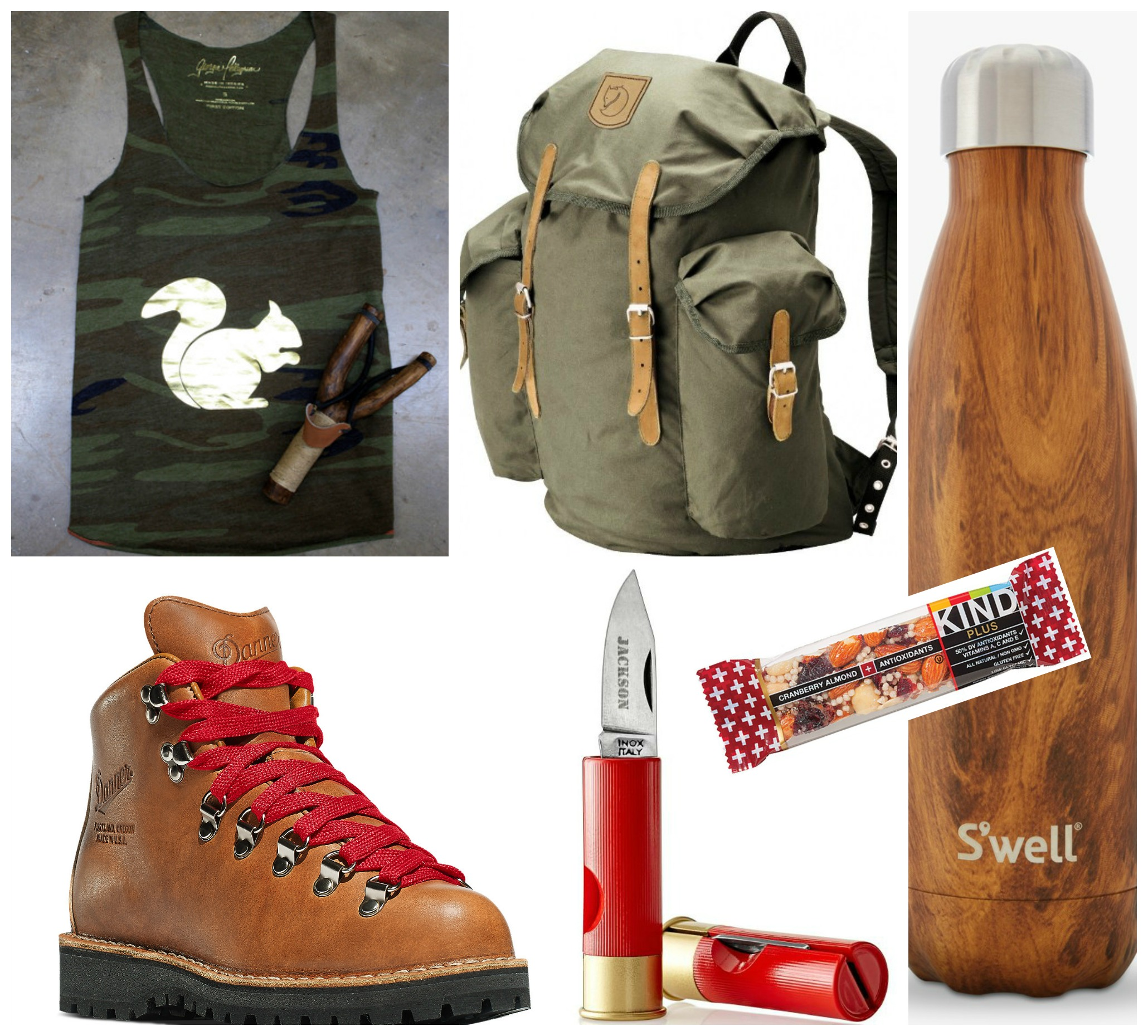 Outdoor Girl Essentials